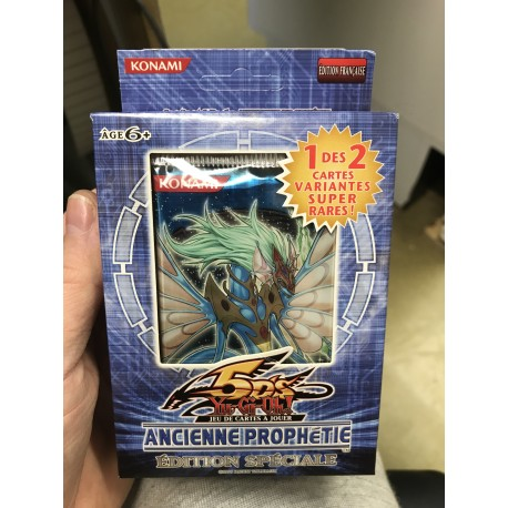 yu gi oh edition special l ascension de abysses francais NEUF booster