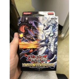 NEUF 1ere EDITION francais yu gi oh deck structure le choc des dragons