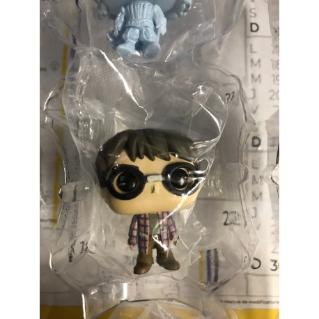 mini pop harry potter advent calendar HARRY POTTER LUNETTE CASSE 4CM