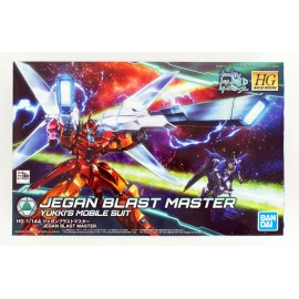 Bandai Gundam Build Divers 015 Jegan Blast Master 1/144 Scale Kit
