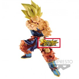 banpresto Dragon Ball Legends Collab Kamehameha Son Goku 17cm