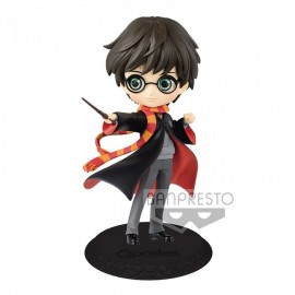 banpresto Harry Potter special color version Q Posket Harry Potter Figurine 14cm