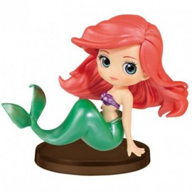 banpresto figurine DISNEY Q Posket petite sirene ariel Figurine 7cm