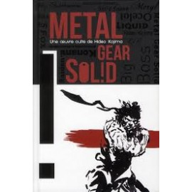 pix n love editions Metal gear sol!d : Une oeuvre de Hideo Kojima de Mehd...