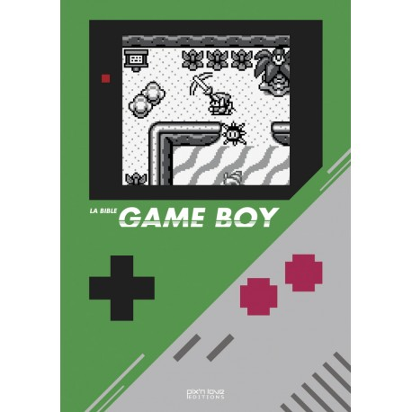 pix n love La bible game boy de Collectif