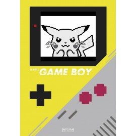 pix n love La bible game boy de Collector PIKACHU