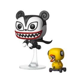 funko pop L´étrange Noël de Mr. Jack Figurine POP! Movies Vinyl Vampire Teddy & Duck 9 cm