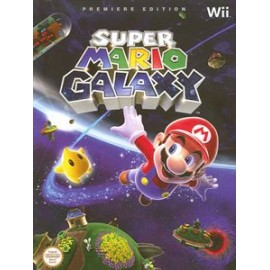 FRANCAIS Guide Officiel - FSUPER MARIO GALAXY OCCAZ