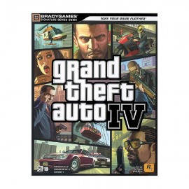 FRANCAIS Guide Officiel - GRAND THEFT AUTO IV OCCAZ
