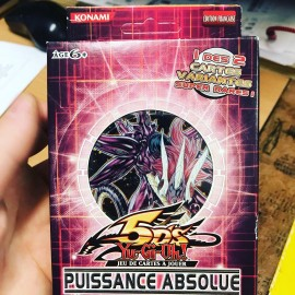 yu gi oh edition special puissance absolue francais NEUF booster