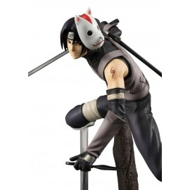 OFFICIEL Megahouse G.E.M. Series Naruto Shippuden Itachi Uchiha 1:8 PVC From Japan