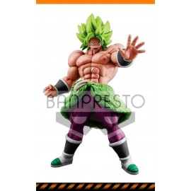 banpresto Dragonball Super Movie Ultimate Soldiers The Movie Broly
