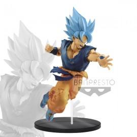 banpresto DBZ Super Masterlise Ss God Ss Son Goku Overseas Limited 20cm