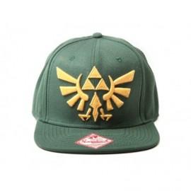 Casquette - Zelda - Logo couleur vert