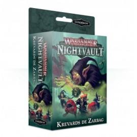 WARHAMMER Underworlds Nightvault les Krevards de Zarbag