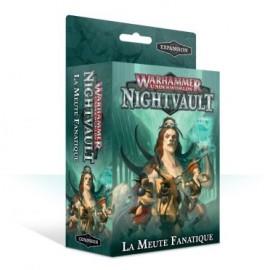 WARHAMMER Underworlds Nightvault La Meute Fanatique