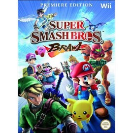 FRANCAIS Guide Officiel Super Smash Bros Brawl Nintendo Wii francais