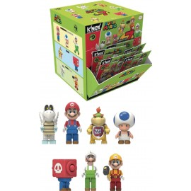 booster K 'NEX Super Mario Series 9 aveugles Sac Mini Figure New Toys