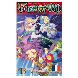 FORCE OF WILL JCC Force of Will L2 - Héritage Perdu FRANCAIS