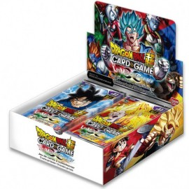 FRANCAIS tcg dragon ball super colossal warfare SERIE 3 BOOSTER FRANCAIS
