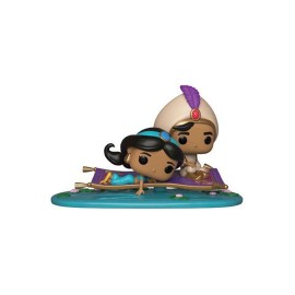 Funko Aladdin pack 2 POP! Movie Moments Vinyl Bobble Head Magic Carpet Ride 9 cm