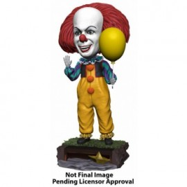 neca IT - Head Knocker - Pennywise 20cm (1990 Miniseries)