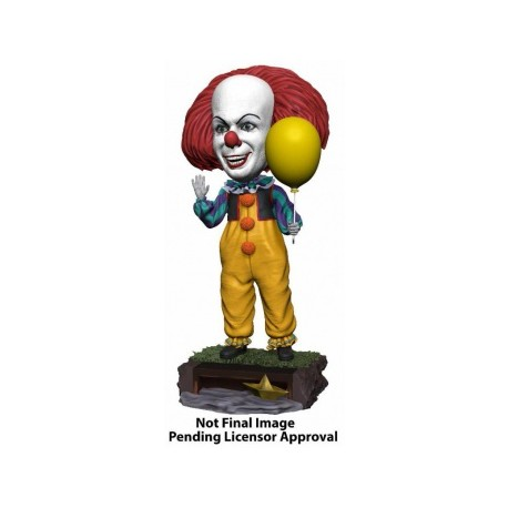 neca IT - Head Knocker - Pennywise 20cm (2017 Movie)