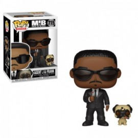Funko POP! Men In Black - Agent J & Frank Vinyl Figure 10cm