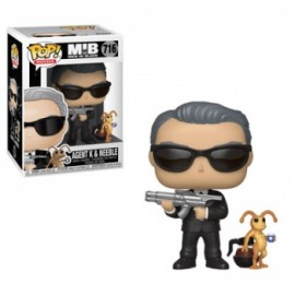 Funko POP! Men In Black - Agent K & Neeble Vinyl Figure 10cm