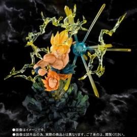 BLEACH bandai tamashii figuarts zero Ichigo Kurosaki Final Getsuga Tensho Version PVC