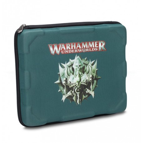 Games Workshop Warhammer Underworlds Nightvault Carry Case Miniatures Case