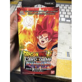 Dragon Ball Super Card Game ! Deck de Démarrage rising broly