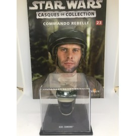 altaya star wars casques de collection commando rebelle