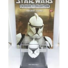 altaya star wars casques de collection soldat clone
