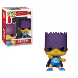 Funko POP! The Simpsons: Bartman Vinyl Figure 10cm