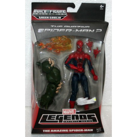 Marvel LEGENDS INFINITE SERIES Green Goblin baf Carnage Legends Hasbro