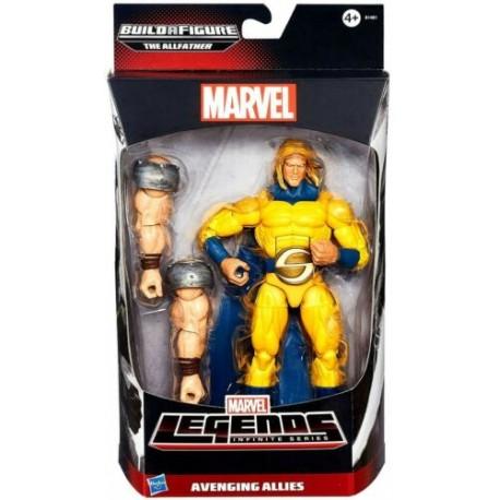 Marvel Hasbro Legends series SPIDER-MAN Edge of Spider-Verse Spider-gwen