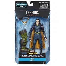 Marvel Hasbro Marvel Legends Gladiator Hulk Loki