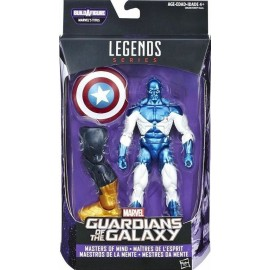 Marvel Hasbro Marvel Legends SERIES gardiens de la galaxie Titus Wave Vance Astro
