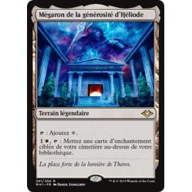 MTG MAGIC Modern Horizons fr Îlot ardent Fiery Islet 238/254