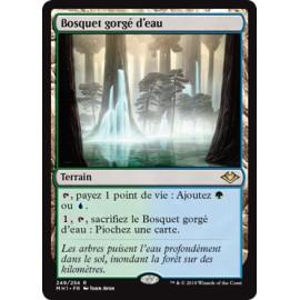 MTG MAGIC Modern Horizons fr Clairière silencieuse Silent Clearing 246/254