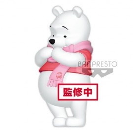 Banpresto Disney - Statuette Supreme Collection Winnie l'ourson White Ver. 18 cm