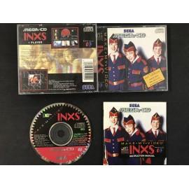 SEGA inxs francais mega-cd complet boite + notice