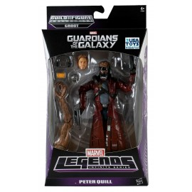 MARVEL Legends Infinite Series GUARDIAN OF THE GALAXY PETER QUILL MISB5010994805159