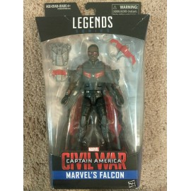 Marvel Legends Captain America guerre civile Falcon