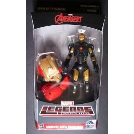 Marvel Legends maintenant Iron Man Action Figure (Hulk Buster BAF!)