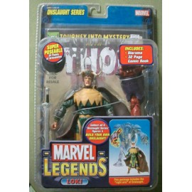 marvel legends Jouet Biz Marvel Legends S 13 Loki Variante Rare Moc New