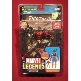 2005 Marvel LEGENDS GALACTUS SERIES Deathlok unopened on Card figurine