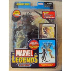Marvel Legends machine de guerre super Présentoir Galactus BAF Series James Rhodes