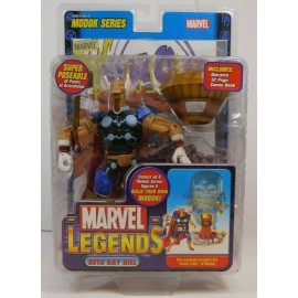 """MARVEL LEGENDS """" wasp """" """" MINT IN BOX"""
